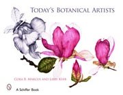 Cover, Today's Botanical Artists