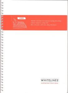 Whitelines Wire A4