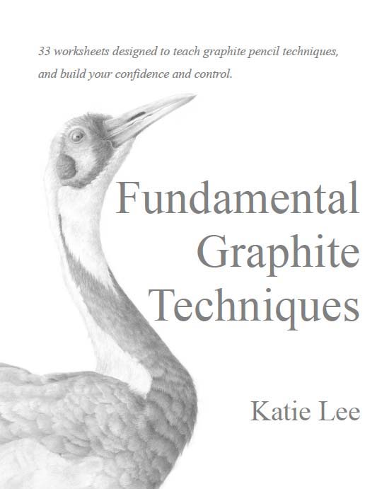 Learn Fundamental Graphite Techniques from Katie Lee ... Hands Holding Something Drawing