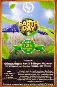 flyer_Gilman_EarthDay2014