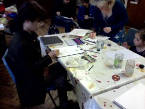 Drawing with Alison Day