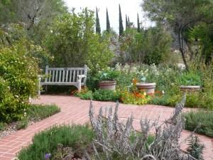 Herb Garden, UCR Botanic Gardens