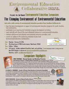 EEC Symposium 2016 Flyer