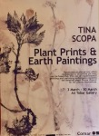 Plant Prints & Earth Painting Poster, ©2018 Tina Scopa, all rights reserved