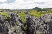 Tsingy dans le parc national d'Ankarana - Madagascar, © Sabrina Ramessur