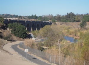 Martha Mclean Anza Narrows Park and the Santa Ana River Trail